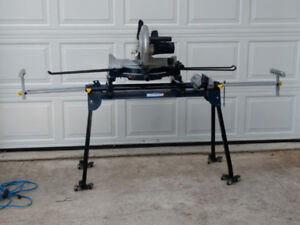 Black and Decker dewalt miter saw and more tools