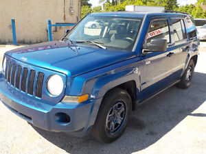 2009 JEEP PATRIOT 4X4 Windsor Region Ontario image 2
