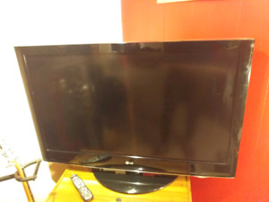 LG 42 inch TV (issue)