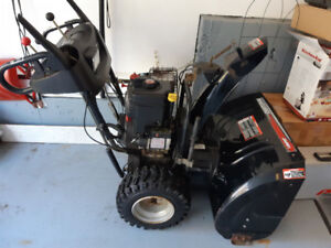 """SNOWBLOWER""! Craftsman 13 hp, 26 in cut, 6 yrs old BEDFORD!"