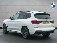 2020 BMW X3 SERIES X3 xDrive30d M Sport SUV Diesel Automatic