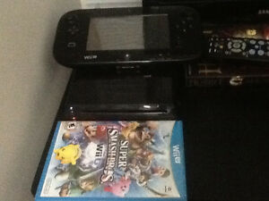 Wii U and smash bros. to trade for Xbox one