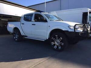 """BRAND NEW 20"""" 4WD WHEELS, SUIT MOST 6 STUD 4WD SAVE UPTO 50%RR!!! Moorooka Brisbane South West Preview"""