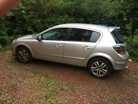 2007 Vauxhall Astra 1.6 SXI for Sale for Spares or Repair
