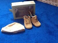 Baby shoes size 0 timberlands