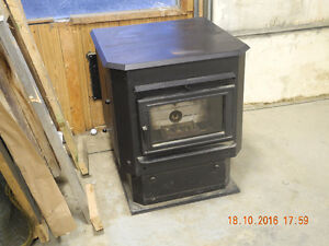 Grain/Wood Pellet Stove