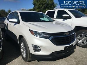 2018 Chevrolet Equinox LT  LT INFOTAINMENT PLUS PACKAGE
