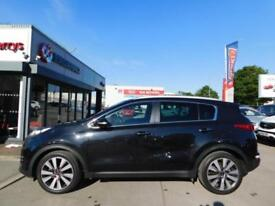 2017 KIA SPORTAGE 1.7 CRDi ISG 3 5dr DCT Auto [Panoramic Roof]