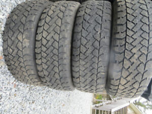 p195/65r15 winter tires 1956515 snowtrackers