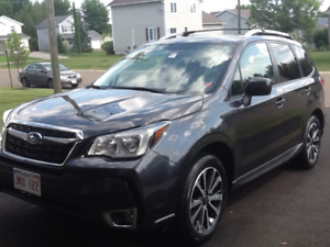2017 Subaru Forester 2.0 XT Touring SUV, Crossover