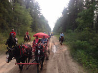 Jack Pine Trail Ride