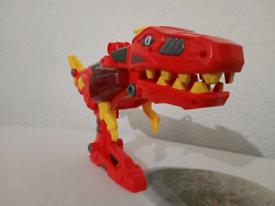 Power Rangers Dino Charge Gun