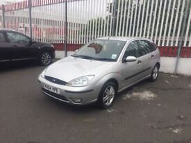 Ford Focus 1.6 petrol, 2004 Reg, good condition,£699.
