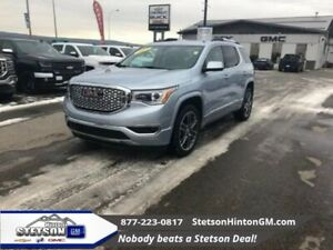 2017 GMC Acadia Denali  - Leather Seats -  Cooled Seats - $305.5