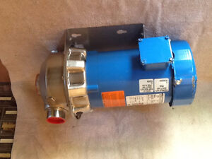 NPE NPE-F 316L SS Stainless Steel Pump