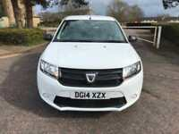 Dacia Sandero 1.2 16v ( 75bhp ) Ambiance [FINANCE AVAILABLE]