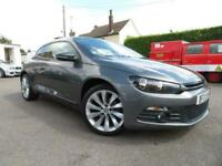 2013 Volkswagen Scirocco GT TDI BLUEMOTION TECHNOLOGY Coupe Diesel Manual