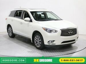 2015 Infiniti QX60 AWD MAGS AC GR ELECT BLUETOOTH CUIR TOIT OUVR