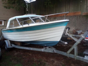 1970 Reinell 21 ' Boat