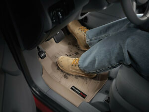 New WeatherTech Floor Mats and Mud Flaps - Most makes & Models