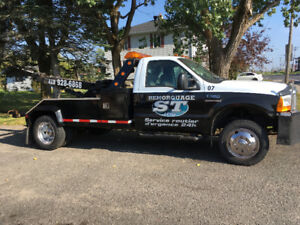 Towing f550