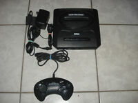Sega Genesis Systems Complete w/1 Controller!