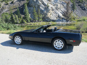 1992 Chevrolet Corvette Leather Convertible