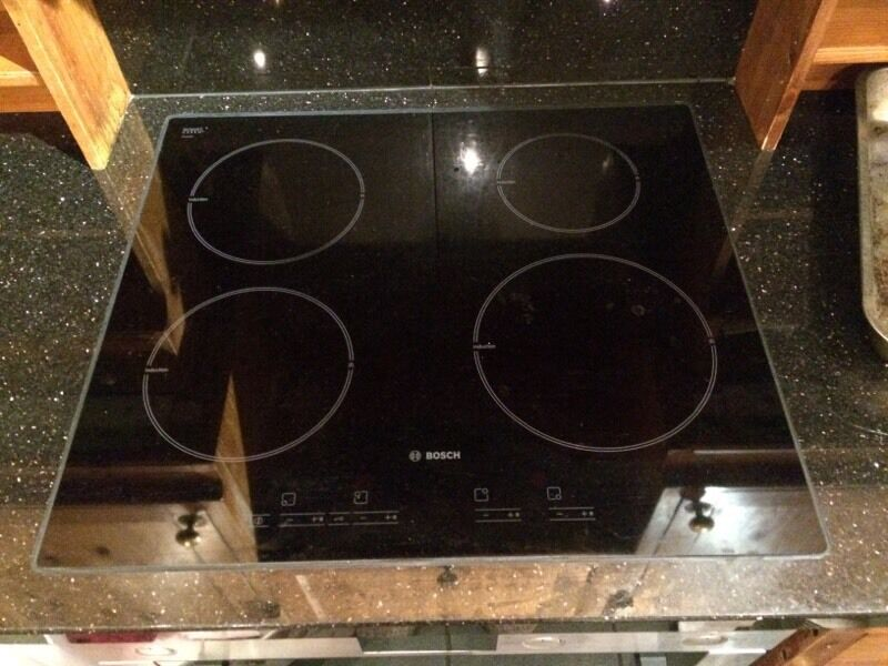 Bosch schott ceran induction hob in giffnock glasgow for Table induction bosch