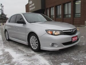 2010 Subaru Impreza Wagon 4WD, SUNROOF, ALL POWER OPTION, CLEAN