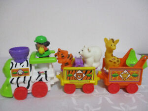 Train Little People  Sonore