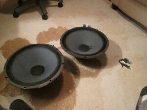 CTS 15 Inch Woofers