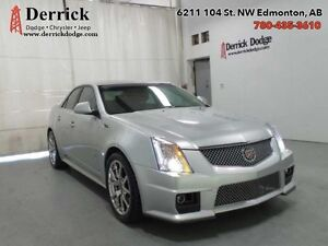 2009 Cadillac CTS-V 4Dr Dual Sunroof Pwr Grp Lthr Sts $411 B/W Edmonton Edmonton Area image 7
