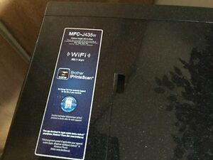 Brother fax, print , copy and scan WiFi Windsor Region Ontario image 2