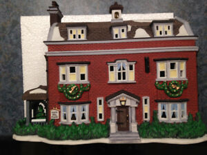 DEPT 56 - GADS HILL PLACE - 6TH EDITION 1997 LIMITED - H82