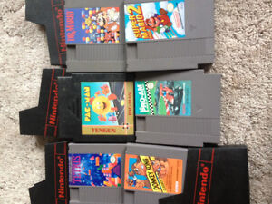 NINTENDO SYSTEM &GAMES ( ORIGINAL) FOR SALE.