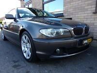 2005 BMW 3 SERIES 320CI AUTO COUPE PETROL