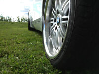 Mags 19'' BMW sur pneus General Exclaim UHP