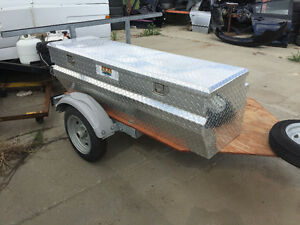 2016 North Woods Canoe Company Ltd. Sport Trailer