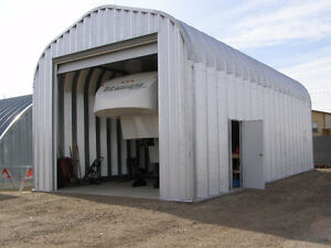 Quonset for lease