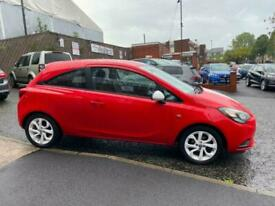 2016 Vauxhall Corsa 1.4 [75] ecoFLEX Sting 3dr HATCHBACK Petrol Manual