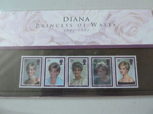 Diana - Royal Mail, Stamp collection Strathcona County Edmonton Area image 1