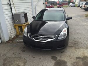 2012 ALTIMA CERT TAXS WARRANTY ALL INCL IN PRICE 7684.00