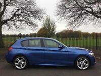 2012 12 BMW 1 SERIES 1.6 118I M SPORT 5D 168 BHP