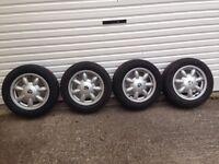 Mazda MX5 alloy wheels & tyres