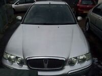 Rover 45 low mileage WHY ??