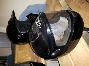 3 helments for sale $25 each