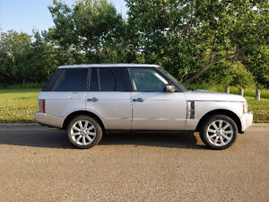 2006 Land Rover Range Rover Supercharged Full Size