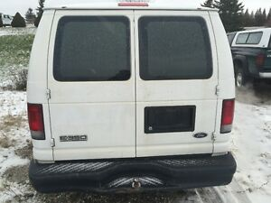 2008 FORD E350 SUPER DUTY CARGO VAN ONLY$5,995 London Ontario image 5