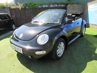 2005 Volkswagen Beetle 1.4 Cabriolet 2dr