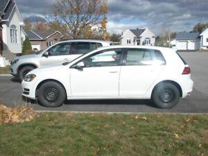VW golf 1.8TSI,40000KM